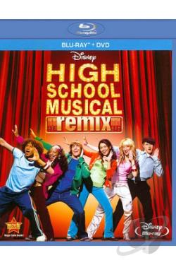 High School Musical BRAY Cover Art