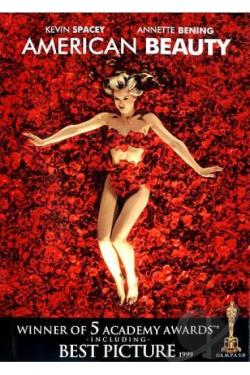 American Beauty DVD Cover Art
