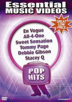Essential Music Videos - Pop Hits DVD Cover Art