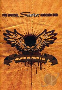 Deliver Us from Evil DVD Cover Art