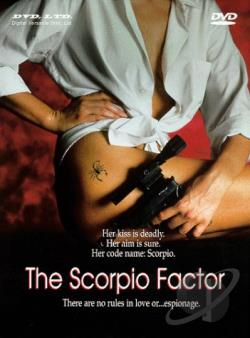 Scorpio Factor DVD Cover Art