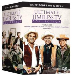 Ultimate Timeless TV Collection DVD Cover Art