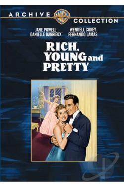 Rich, Young and Pretty DVD Cover Art