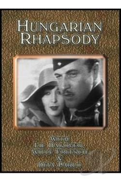 Hungarian Rhapsody DVD Cover Art