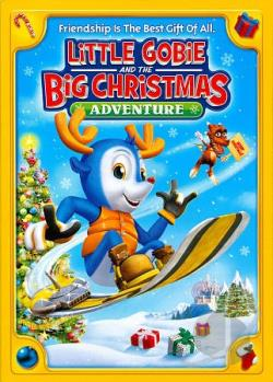 Little Gobie and the Big Christmas Adventure DVD Cover Art
