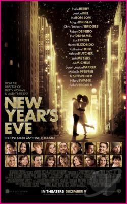 New Year's Eve DVD Cover Art