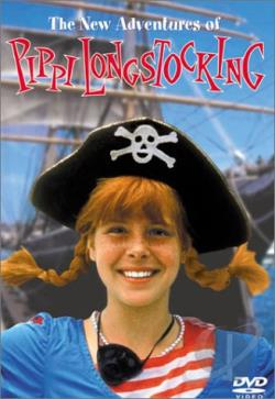 New Adventures of Pippi Longstocking DVD Cover Art