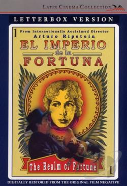 Imperio de la Fortuna DVD Cover Art