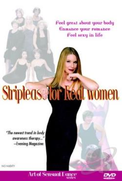 Striptease for Real Women DVD Cover Art