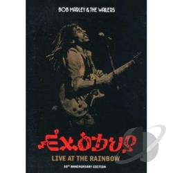 Live At The Rainbow (Pal/Region 2) DVD Cover Art
