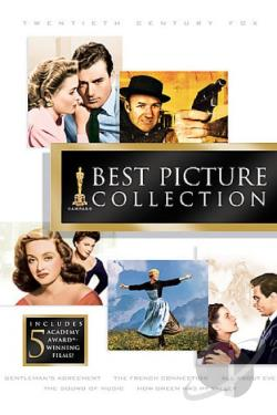 Best Picture Collection DVD Cover Art