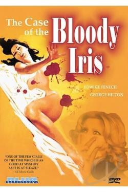 Case of the Bloody Iris DVD Cover Art