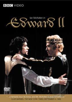 Edward II DVD Cover Art