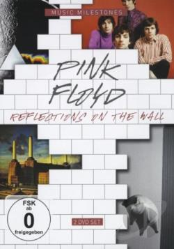 Pink Floyd: Musical Milestones - Reflections on the Wall DVD Cover Art