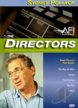 Directors Series, The - Sydney Pollack DVD Cover Art