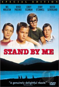 Stand by Me DVD Cover Art