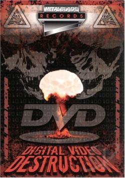 Digital Video Destruction DVD Cover Art