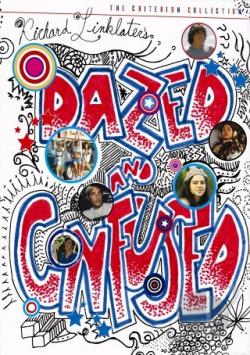 Dazed and Confused DVD Cover Art