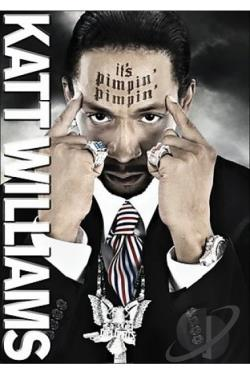 Katt Williams - It's Pimpin' Pimpin' DVD Cover Art