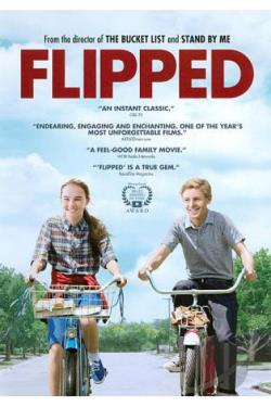 Flipped DVD Cover Art