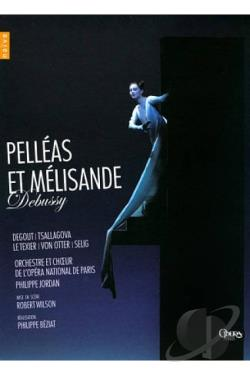 Pelleas et Melisande (Opera National de Paris) DVD Cover Art