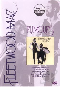 Classic Albums - Fleetwood Mac: Rumours DVD Cover Art