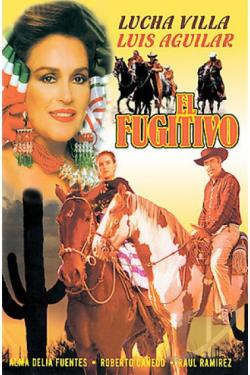 Fugitivo DVD Cover Art
