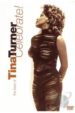 Best of Tina Turner - Celebrate! DVD Cover Art