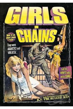 School Girls in Chains DVD Cover Art