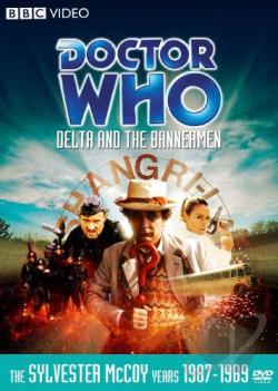 Doctor Who - Delta and the Bannermen DVD Cover Art