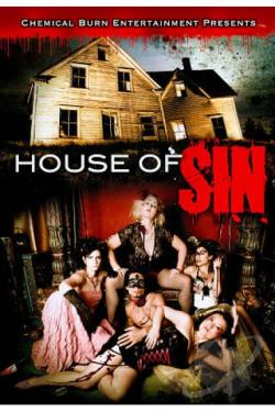 House of Sin DVD Cover Art