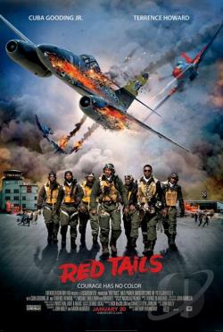 Red Tails DVD Cover Art
