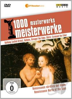 1000 Masterworks: Renaissance North of the Alps DVD Cover Art