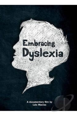 Embracing Dyslexia DVD Cover Art