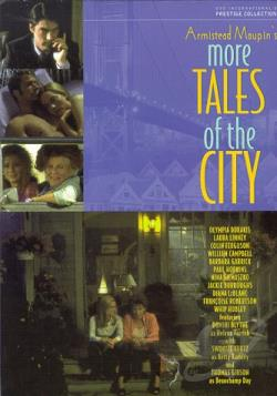More Tales Of The City - Box Set DVD Cover Art