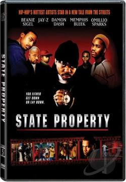 State Property DVD Cover Art