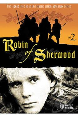 Robin of Sherwood - Set 2 DVD Cover Art