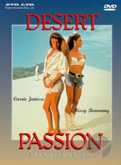 Desert Passion DVD Cover Art