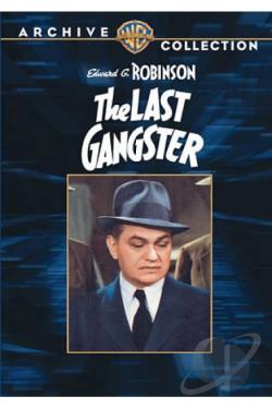 Last Gangster DVD Cover Art