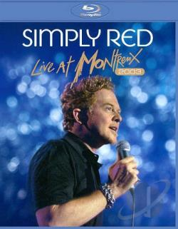 Simply Red: Live at Montreux 2003 BRAY Cover Art