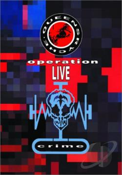 Queensryche - Operation: Livecrime DVD Cover Art
