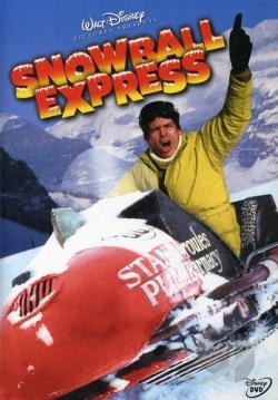 Snowball Express DVD Cover Art