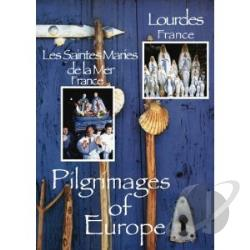 Pilgrimages of Europe: Les Saintes Maries de la Mer, France DVD Cover Art