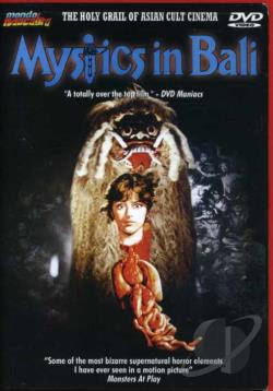 Mystics in Bali DVD Cover Art