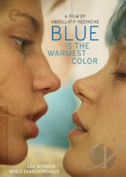 Blue is the Warmest Color DVD Cover Art