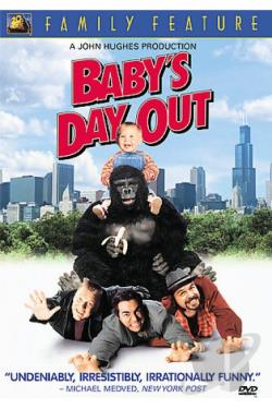 Baby's Day Out DVD Cover Art