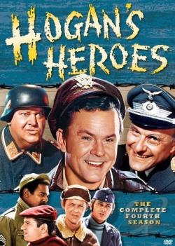 Hogan's Heroes - The Complete Fourth Season DVD Cover Art