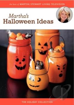 Martha's Halloween Ideas DVD Cover Art