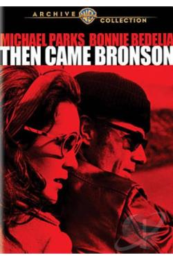 Then Came Bronson DVD Cover Art