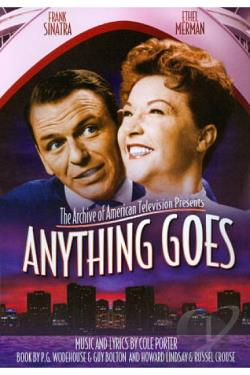 Colgate Comedy Hour - Anything Goes DVD Cover Art